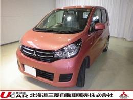 三菱 eKワゴン 660 M 4WD ナビ・ドラレコ付き!
