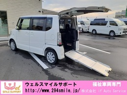 ホンダ N-BOX+ 660 G 車いす仕様車 4WD