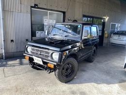 スズキ ジムニー 660 スコット リミテッド 4WD