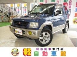 三菱 パジェロミニ 660 V 4WD ターボ