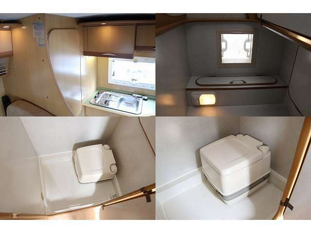 マルチルーム ルーフベント 照明 ポータブルトイレ 寸法 奥行62×幅78×高さ172