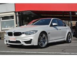 BMW M3セダン M DCT ドライブロジック ミネラルホワイト デイライト