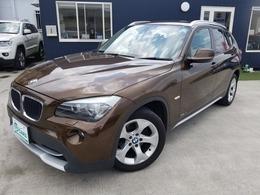 BMW X1 sドライブ 18i スマートキー 革シート シートヒータ ETC