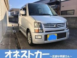 マツダ AZ-ワゴン 660 RR-DI ターボ ナビ ETC キーレス