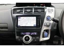 パナソニック製ナビ【型式CN-R300WD】最近主流のメモリーナビ。HDDナビより読み書き速度が速く、振動にも強いというメリットがあります!