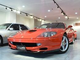 フェラーリ 550マラネロ 5.5 整備記録簿複数 フェラーリバッグ D車
