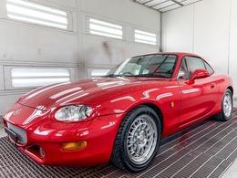 マツダ ロードスタークーペ 1.8 タイプE 車高調&ホイール新品 同色全塗装済