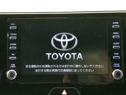 新型ディスプレイオーディオ搭載です!!9型画面で見やすく、Bluetooth接続などもついています!!
