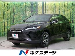 トヨタ ハリアー 2.0 G 届出済未使用車 ディスプレイオーディオ