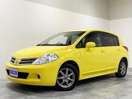 日産 ティーダ 1.5 15M FF車 スマートキー CD再生 社外AW