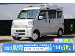 スズキ エブリイ 660 ジョイン ターボ ハイルーフ 4WD チョイCam豊 キャンピング FFヒーター