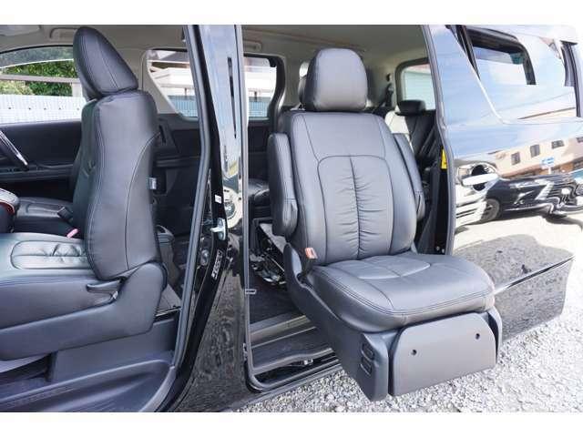 ★【サイドアップリフトシート装着車】ボタン一つで楽々乗車出来ます!!★