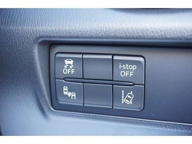 ★【i-STOP】アイドリングストップ機構!!燃費向上に貢献しながら快適なドライビングをサポート!!【ブラインドスポットモニター(BSM)】【レーンキープアシスト】★