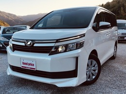 トヨタ ヴォクシー 2.0 X 電動スライドドア ナビTV LEDヘッドライト