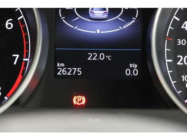 走行距離は、約26300kmとなります。