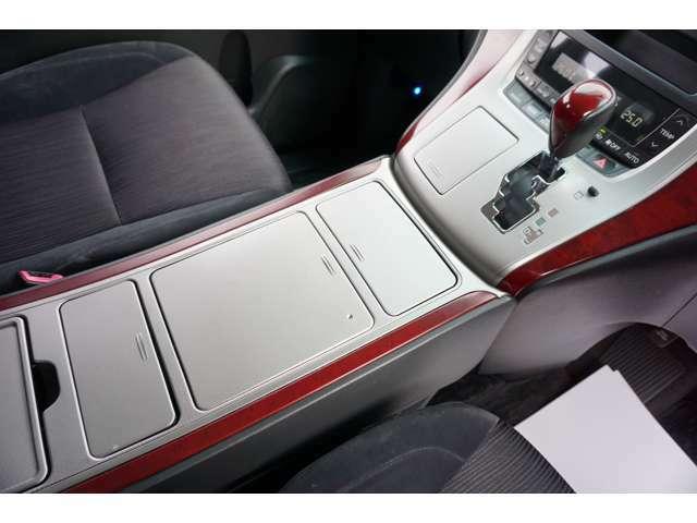 ★【冷温庫付き大型システムコンソール】ロングドライブをより快適に過ごせます!!★
