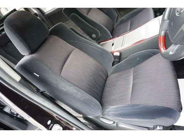 ★【純正ファブリックシート】運転席シートのコンディションをご確認下さい!!★★助手席廻りの内装コンディションも良好です!!★