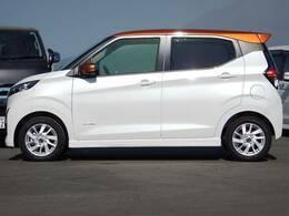 後部プライバシーガラスです♪オプション色のパールホワイトとオレンジのツートンカラーです♪