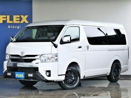 トヨタ ハイエース 2.7 GL ロング ミドルルーフ 4WD アレンジVer1