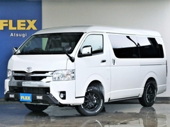 トヨタ ハイエース の中古車 2.7 GL ロング ミドルルーフ 4WD 神奈川県厚木市 449.8万円