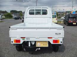 キャリートラック KC 4WD 5速 エアコン パワステ 3方開 届出済未使用車