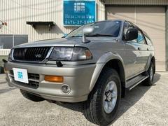 三菱 チャレンジャー の中古車 3.0 X ワイドボディ 4WD 千葉県富里市 70.0万円