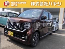 ホンダ N-WGN カスタム 660 G ホンダ センシング 届出済未使用車