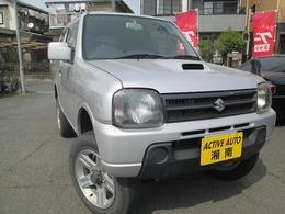 スズキ ジムニー XG 4WD 3インチリフトアップ済ミ ニューキット