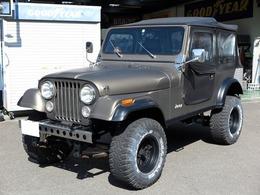 AMCジープ CJ7 Jeep CJ-7