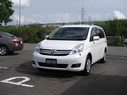 トヨタ アイシス 1.8 L 4WD 純正HDDナビ ワンセグ 左側パワスラ