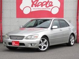 トヨタ アルテッツァ 2.0 RS200 Zエディション 純正AW HKSマフラー 純正ナビ