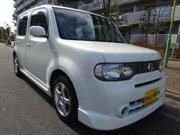 日産 キューブ 1.5 15X Mセレクション ナビ・TV 15AW エアロ HID