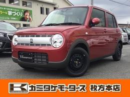 スズキ アルトラパン 660 L 軽自動車・キーフリー・シートヒーター