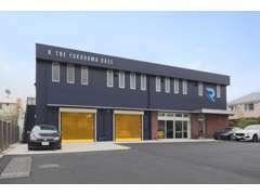 ショールーム、認証サービス工場が併設しております。