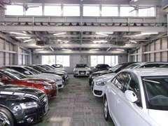 登録済未使用車から元デモカーなどの高品質なアウディ認定中古車を在庫しております。