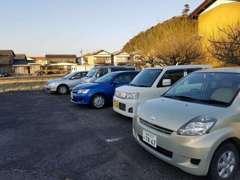 在庫15台~25台常時あります。お得な  車多数あります。