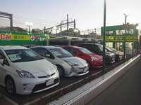 トヨタモビリティ東京 U-Car馬込店