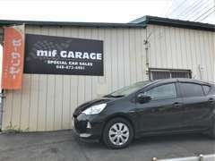 http://www.mif-garage.jp/自社ホームページ!是非ご覧下さい。