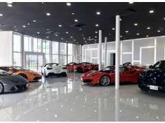 【大手総合商社双日グループが運営】スーパーカーやSUVを始めとする高級輸入車専門店。在庫は常時60台以上!