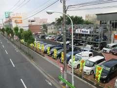 新青梅街道沿いニトリさんの並びです!