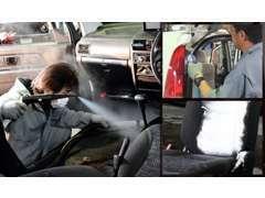 ★全車室内スチームクリーニング、除菌消臭済みです♪
