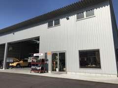 整備工場併設でお客様にとって安心安全の整備・点検を実施致します!