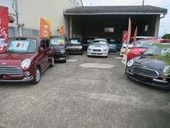 第2展示場もオープンいたしました!低価格のお買い得車20台