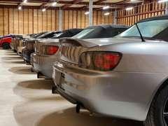 S2000はデモカーでも所有し、得意な車種です。