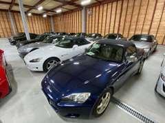 ホンダスポーツカー専門店HMR HONDA。