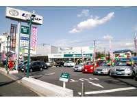トヨタモビリティ東京(旧東京トヨペット) U-Car光が丘店