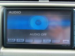 オーディオ機能も充実!TV再生やBluetooth搭載!