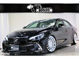 トヨタ マークX 2.5 250G リラックスセレクション ジーズインパネ後期ジーズ仕新19新車高調