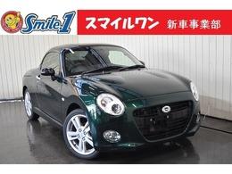 ダイハツ コペン セロ S 660 新車/装備10点付 7型ナビ ドラレコ