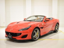 フェラーリ ポルトフィーノ F1 DCT メーカー保証継承 7年メンテナンス